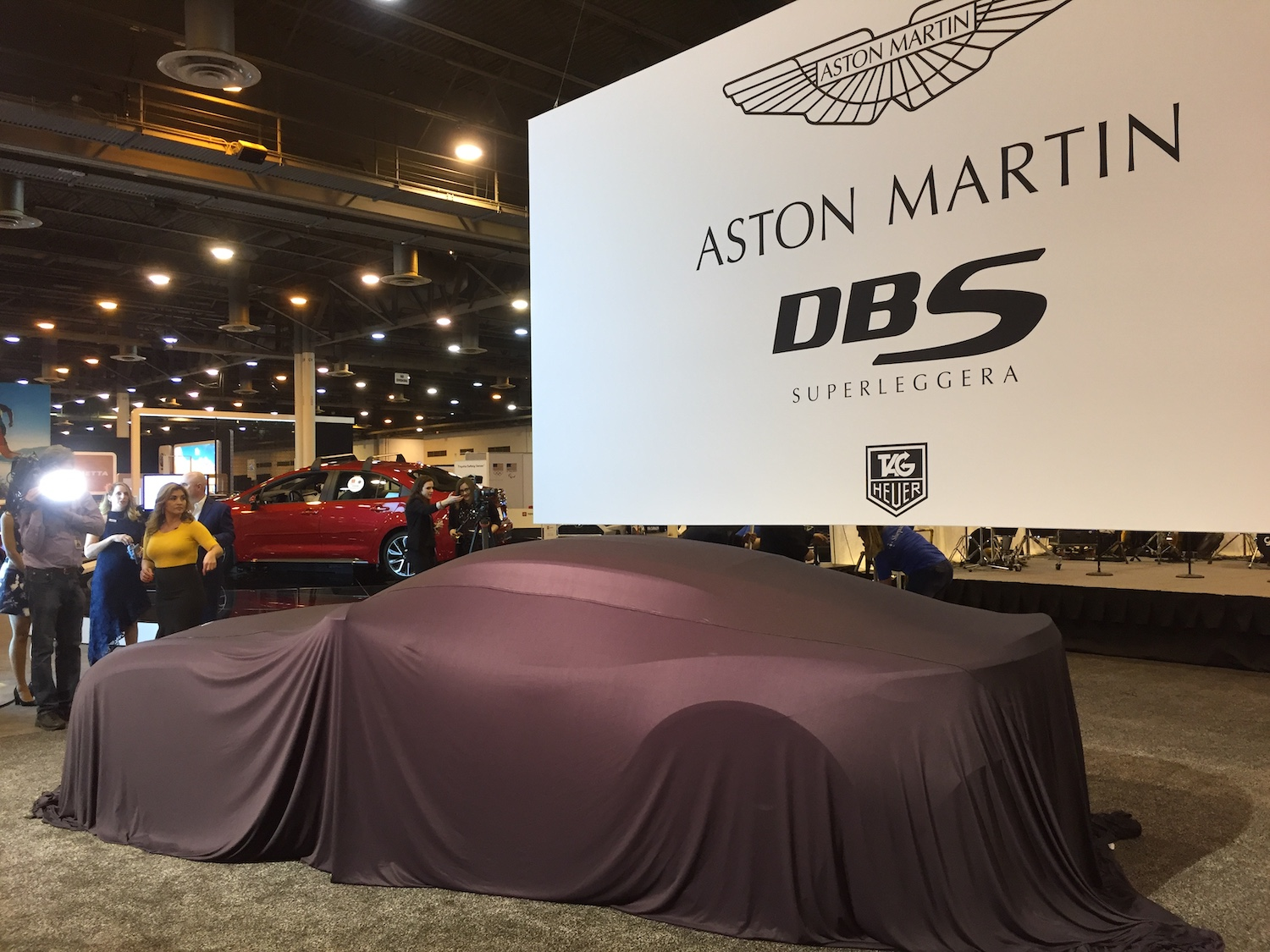 Showtime! Houston – The World of Auto Shows is Changing
