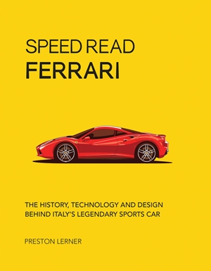 Preston Lerner = speed read ferrari